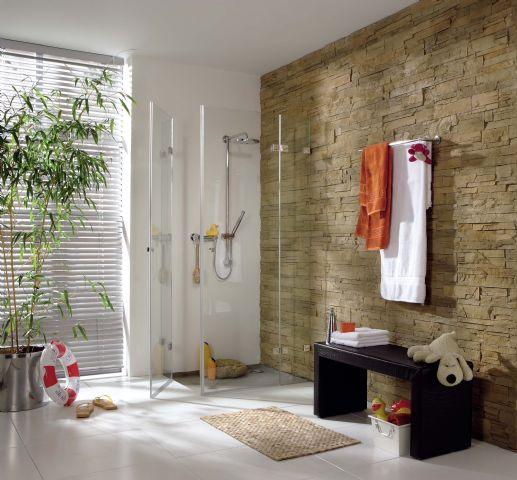 Glasfinder innenanwendungen bad dusche keller glas for Wohnideen bad