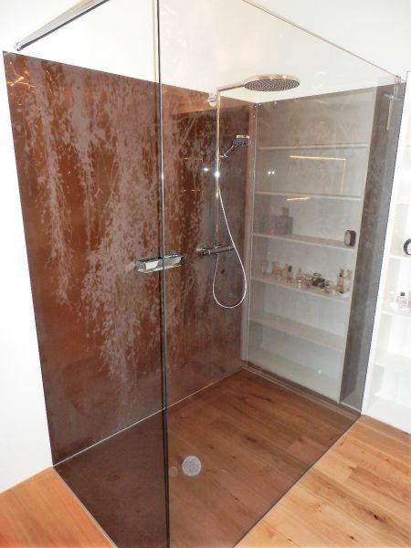 Glasfinder Innenanwendungen Bad Dusche Keller Glas