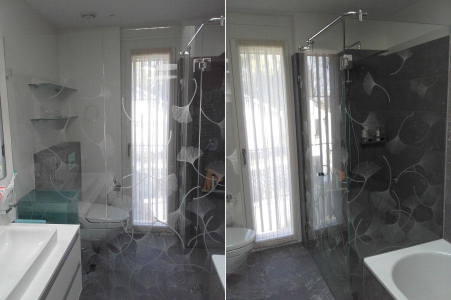 Glasfinder innenanwendungen glast ren keller glas for Duschen bilder