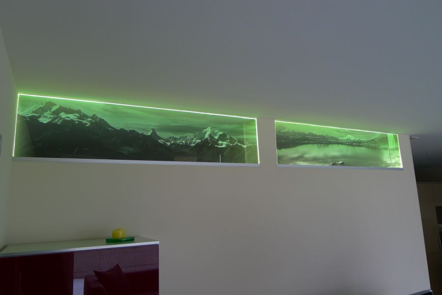 Glas Beleuchtung | Glasfinder Keller Glas Lasergravur Duschen Bader Keller Glas