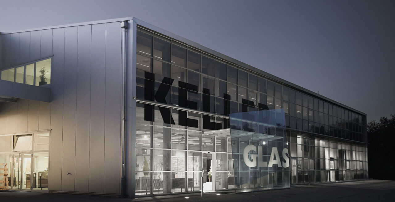 Keller Glas Glasausstellung in Winterthur